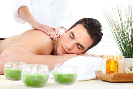 massage homme:  massage Spa
