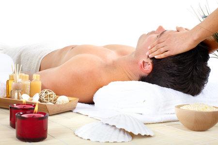 spa massage photo