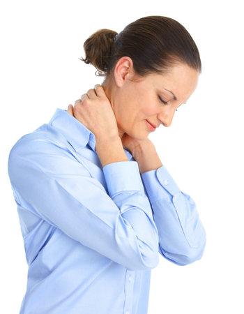 Sick woman Stock Photo - 9050932