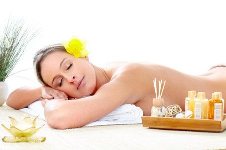 beauty:  spa massage