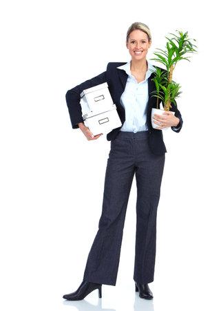 Business woman Stock Photo - 9050891