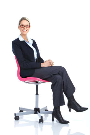 Business woman Stock Photo - 9050892