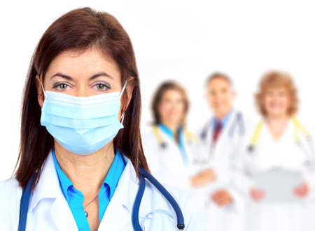 Doctor. Health care. Stock Photo - 9109367