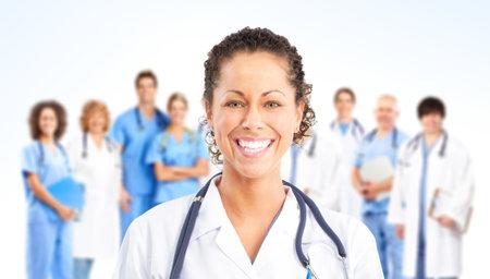 equipe medica: Medico. Equipe medica Archivio Fotografico