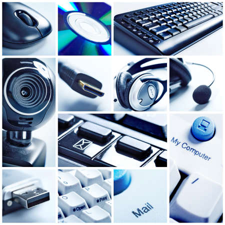 Computer Technology Stock Photo - 9109463
