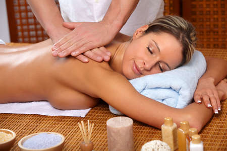 resting: massage