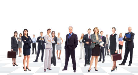 Business team. Stock Photo - 9139365
