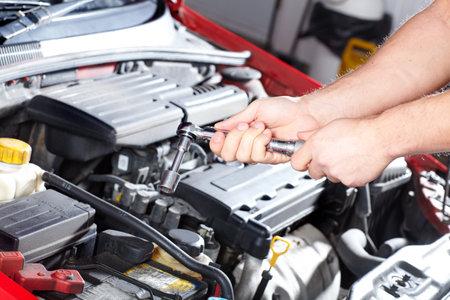 Service Auto Banque d'images - 9140316