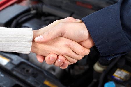 Auto repair Stock Photo - 9140331