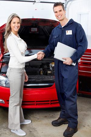 Auto repair Stock Photo - 9130068
