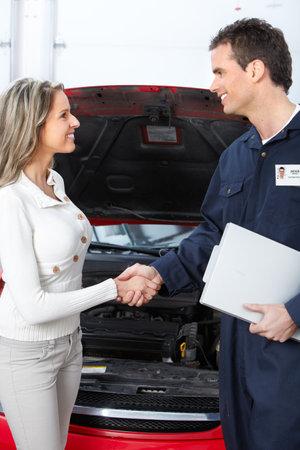 Auto repair photo