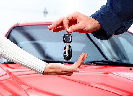 Car keys Stock Photo - 9140296