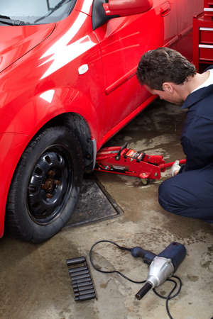 Auto repair Stock Photo - 9130212