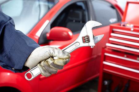 Auto service Stock Photo - 9140324