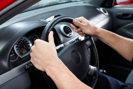 Driving Zdjęcie Seryjne