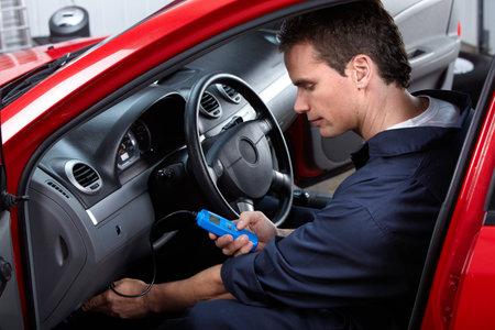 Auto mechanic Stock Photo - 9129973