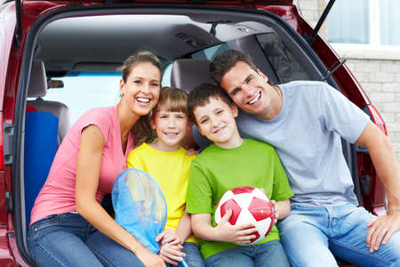Family car. Stock Photo - 9130188