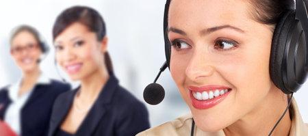 Call Center Operator Stock Photo - 9139358