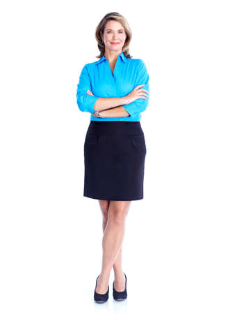 working woman: business woman Stock Photo