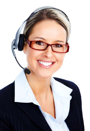 Call Center Operator Stock Photo - 9245718