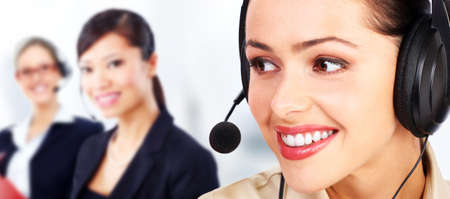 Call Center Operator Stock Photo - 9245706