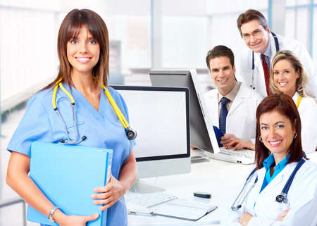 medical practice: 424-25mar(19).jpg Stock Photo