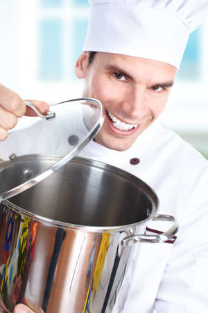 werk: Chef-kok