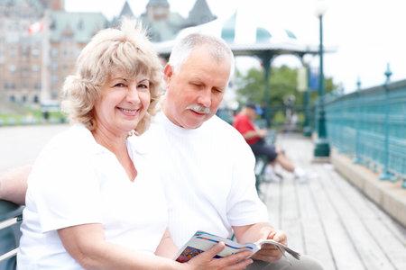 Senior couple Stock Photo - 9323764