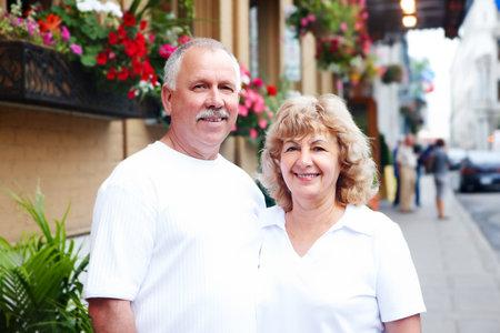 Senior couple Stock Photo - 9323673