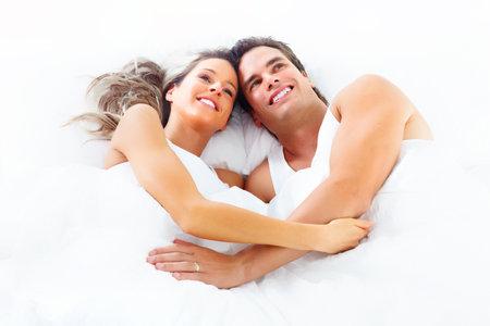 pareja durmiendo: pareja