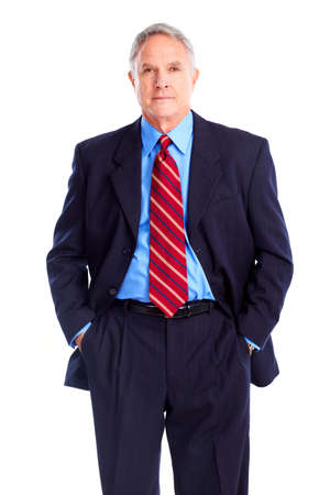 old business man: Businessman Stock Photo