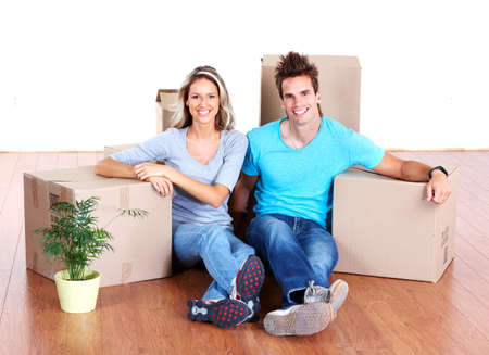 Moving Stock Photo - 9301053