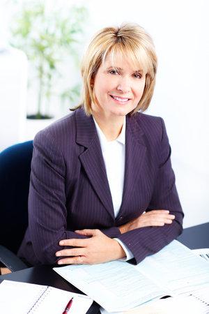 Business woman Stock Photo - 9406976