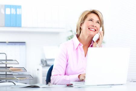 Business woman photo
