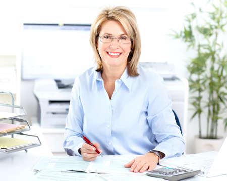 working woman: Business woman
