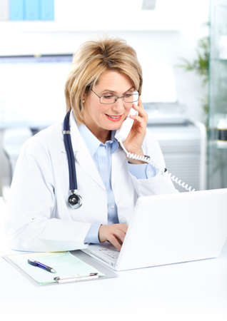 medical office: Doctor