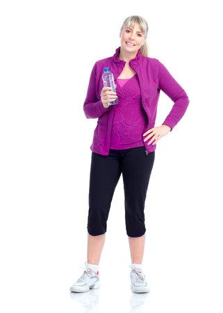 exercitation: Gym, Fitness, healthy lifestyle Stock Photo