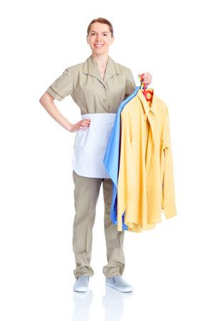 waitress  woman Zdjęcie Seryjne - 9468135