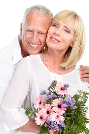 adult dating: Seniors couple
