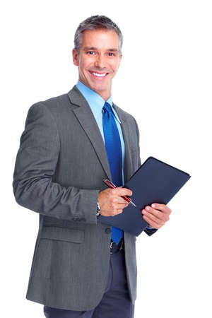 occupation: Businessman Stock Photo