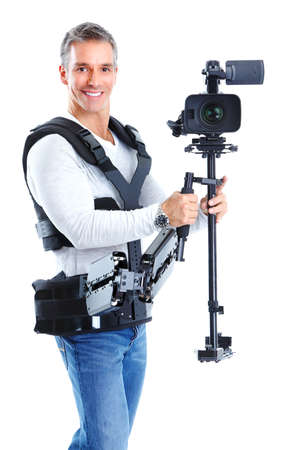 Cameraman. photo
