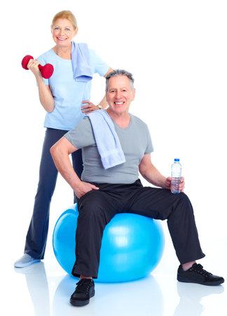 senior fitness: Senior fitness