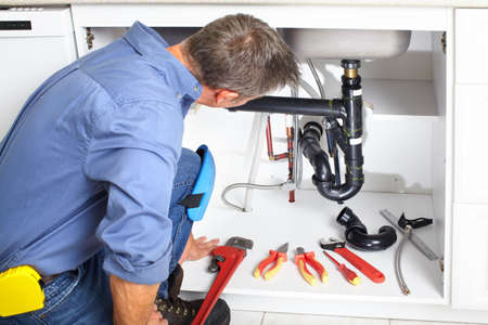 plumbing tools: Plumber.