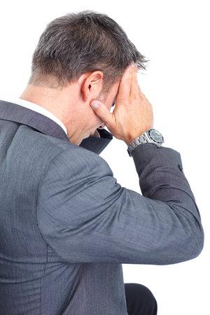fail: Businessman Stock Photo