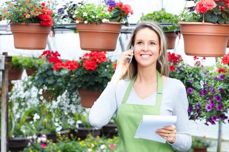Florist. photo
