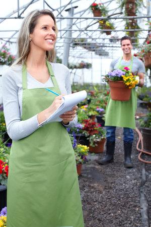 Florists. photo