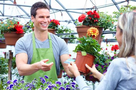 Gardening. Stock fotó
