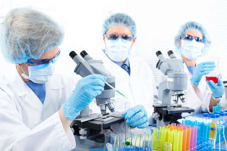 Laboratory Stock Photo - 9578596