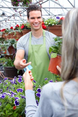 Gardening. Stock Photo - 9654631