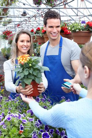 Gardening. Stock Photo - 9654628